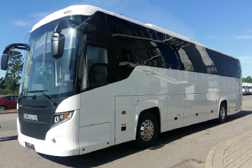 52 Seater Scania Higer Coach