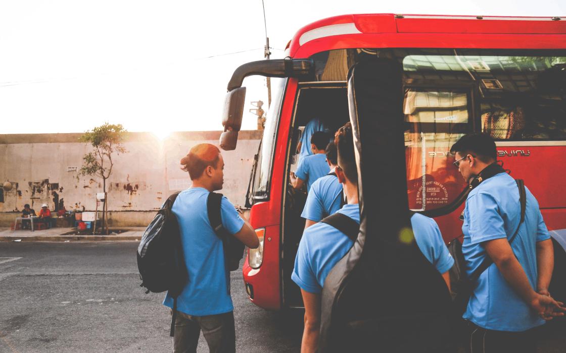 Luxury Coach Hire 39 Seater Option Durban